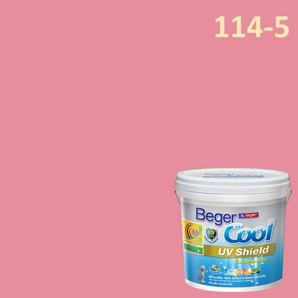 Beger Cool UV Shield 114-5 Rose Trellis