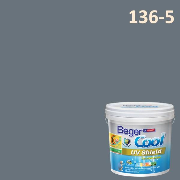 Beger Cool UV Shield 136-5 REF Celestial Shadow