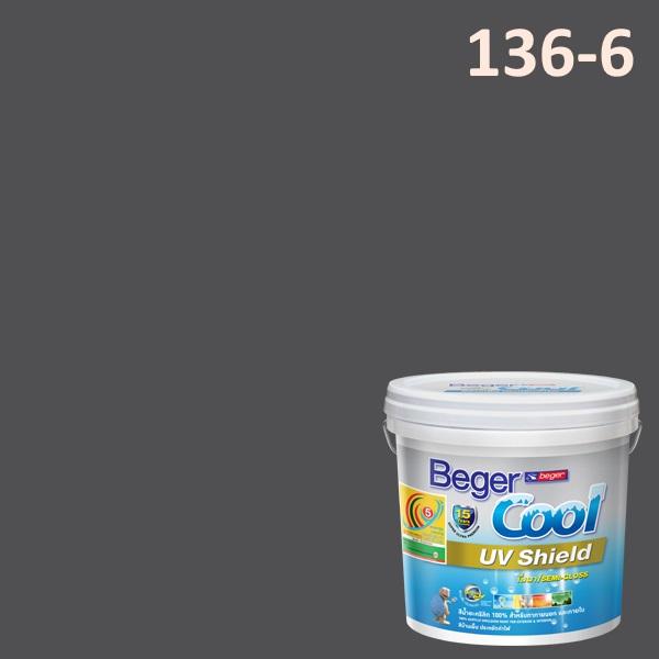 Beger Cool UV Shield 136-6 Ports of Fancy