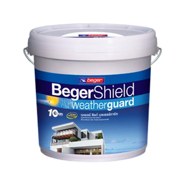 BEGER SHIELD WEATHERGUARD