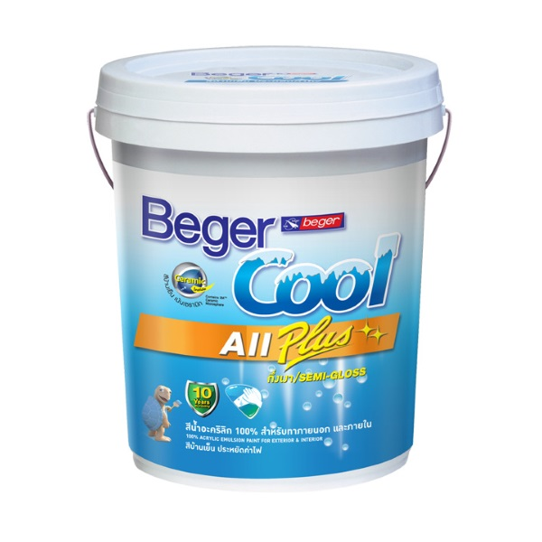 BEGER COOL All Plus Semi Gloss
