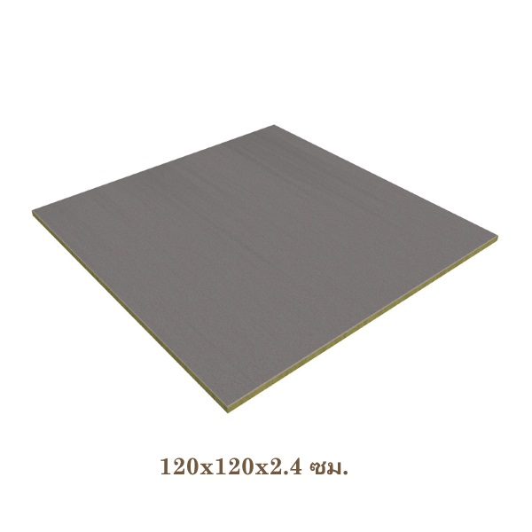 ชานพักบันได เอสซีจี รุ่นเมก้าฟลอร์ 120x120x2.4 ซม.