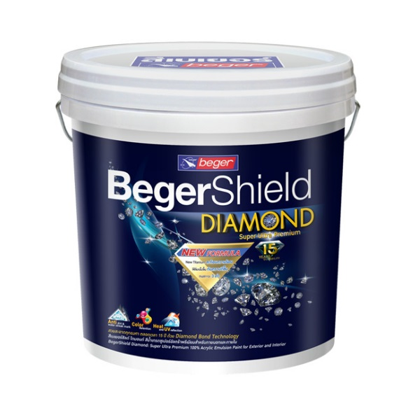 BEGER SHIELD DIAMOND SHEEN