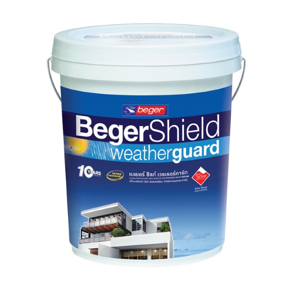 BEGER SHIELD WEATHERGUARD SATIN