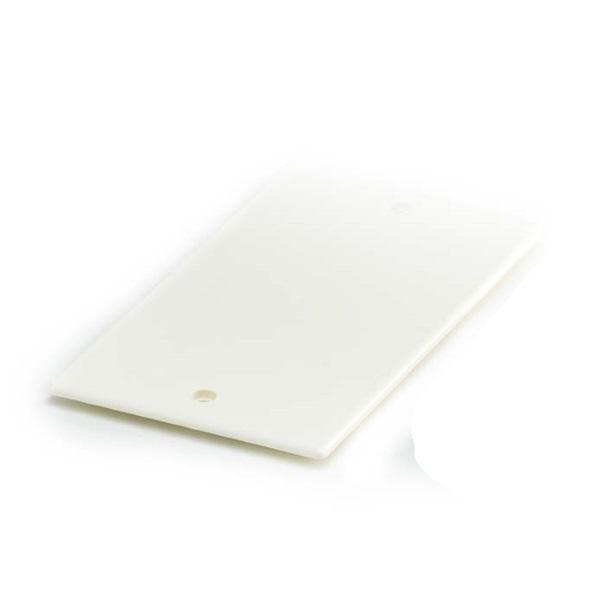 ข้อต่อฝาปิดกล่องสี่เหลี่ยม 4x2 พีวีซี เอสซีจี ระบบร้อยสายไฟสีขาว(มาตรฐาน BS)