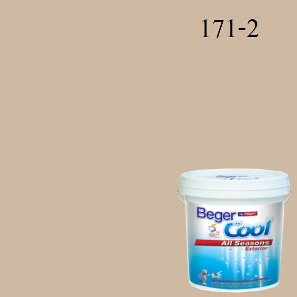 สีน้ำอะครีลิกภายนอก #171-2 SC Beger Cool All Seasons SCPMoonlit Path