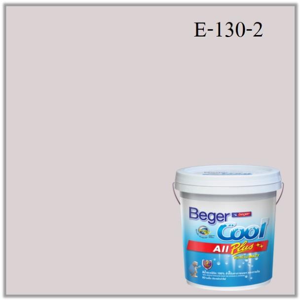 เบเยอร์คูล ออลพลัสสีน้ำอะครีลิก ภายนอก E-130-2 SC/PJ