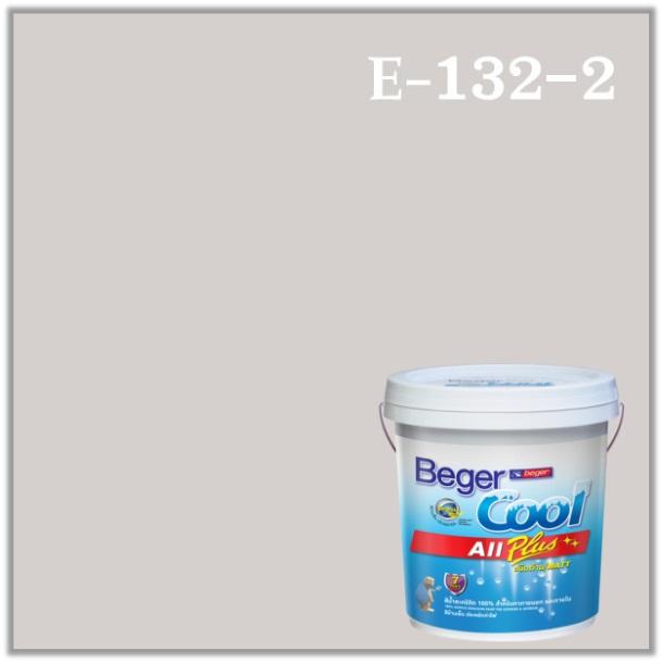 เบเยอร์คูล ออลพลัสสีน้ำอะครีลิก ภายนอก E-132-2 (Fading Frost)