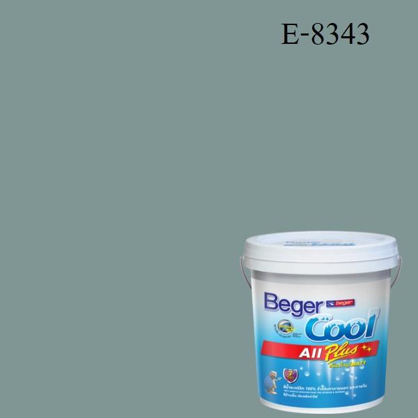 เบเยอร์คูล ออลพลัสสีน้ำอะครีลิก ภายนอก E-8343 (Forest Falls)