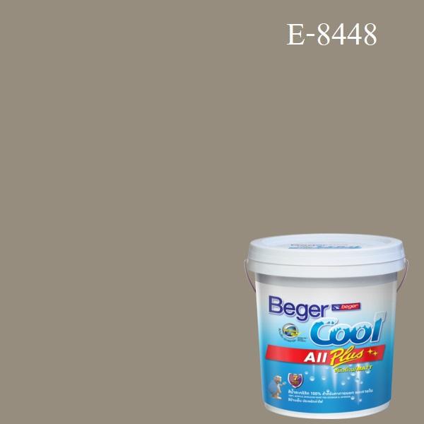 เบเยอร์คูล ออลพลัสสีน้ำอะครีลิก ภายนอก E-8448 (Allegany)