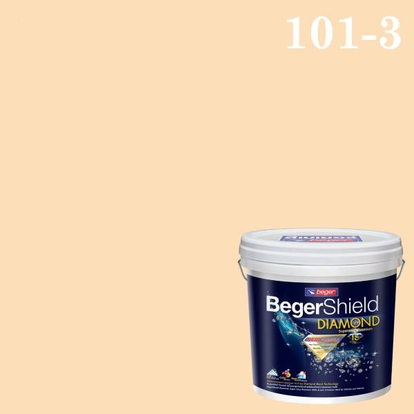 Beger Shield Diamond Sheen S-101-3 High Noon
