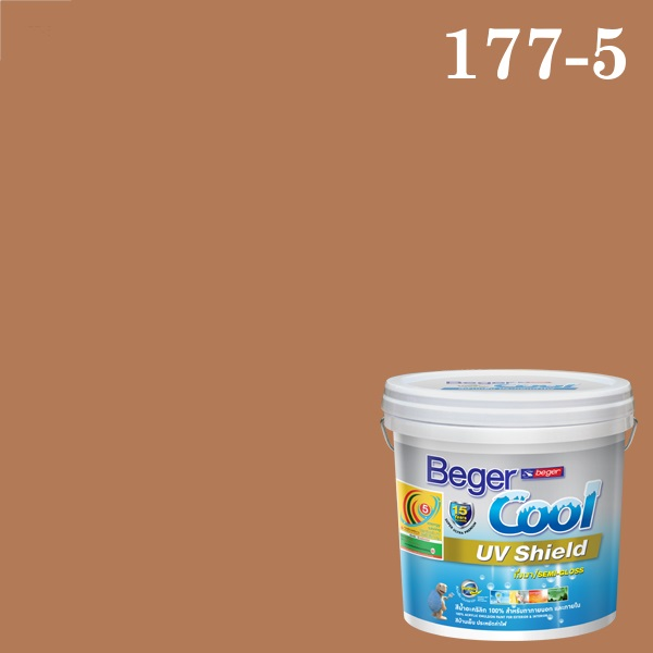 Beger Cool UV Shield 177-5 Georgian Clay