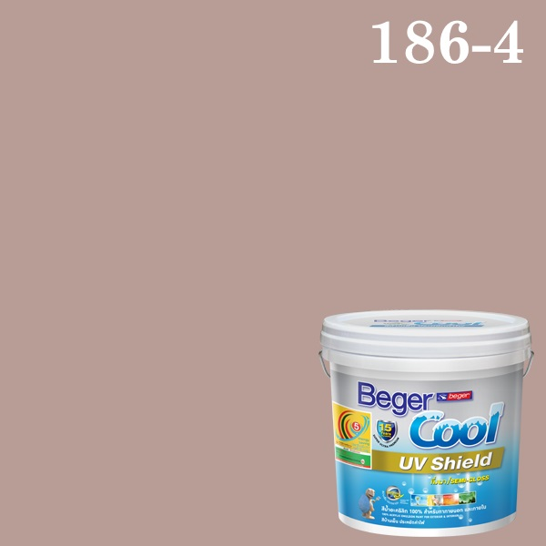 Beger Cool UV Shield 186-4 Barrington Brown
