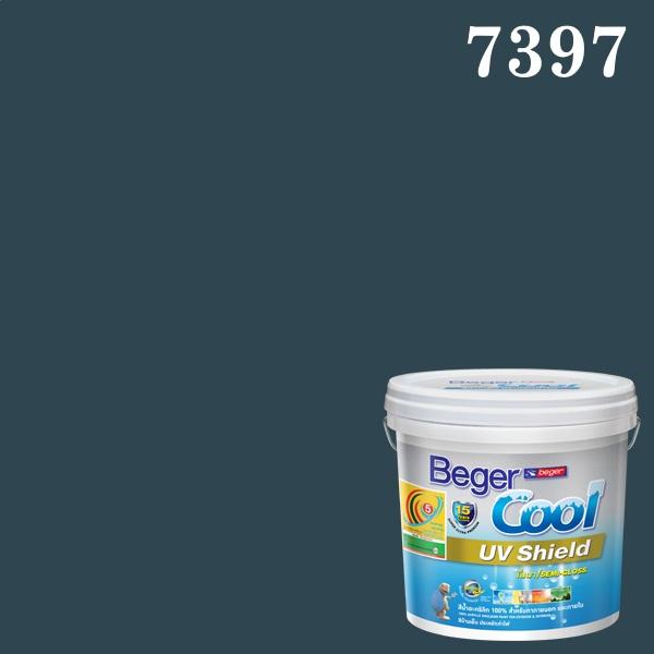 Beger Cool UV Shield #7397 Belmont Blue