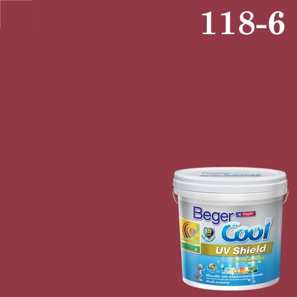 Beger Cool UV Shield #118-6GT