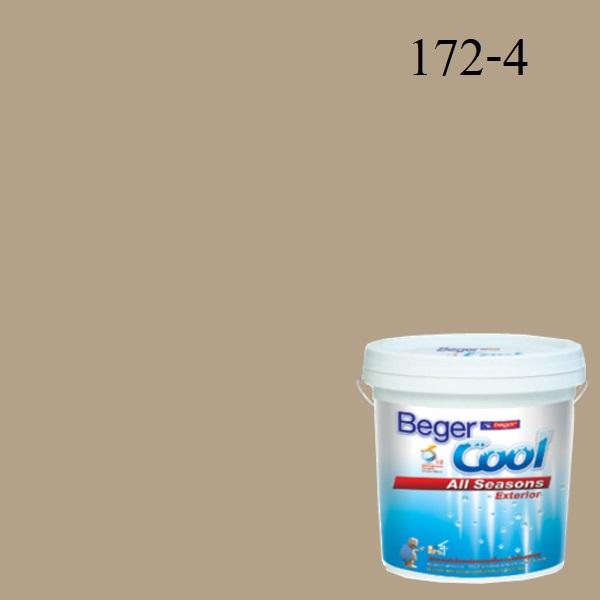 สีน้ำอะครีลิกภายนอก 172-4 Beger Cool All SeasonsSSR Bag of Gold