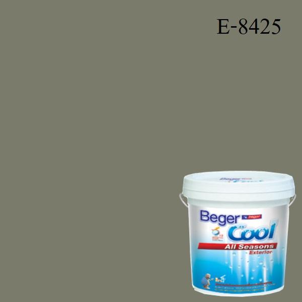 Beger Cool All Seasons สีน้ำอะครีลิก ภายนอก (SSR) E-8425 WS