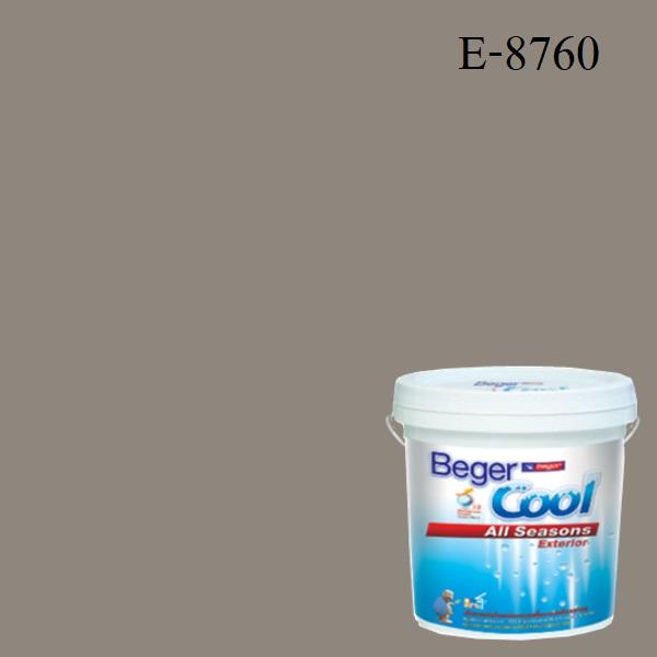 สีน้ำอะครีลิกภายนอก SSR E-8760 Beger Cool All Seasons Old English Castle