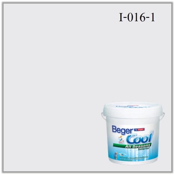 สีน้ำอะครีลิกภายใน I-016-1 Beger CoolAll Seasons D-CondoBlush of Dawn