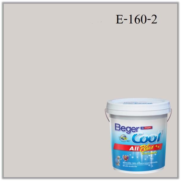 เบเยอร์คูล ออลพลัสสีน้ำอะครีลิก ภายนอก E-160-2 (Desert Island)