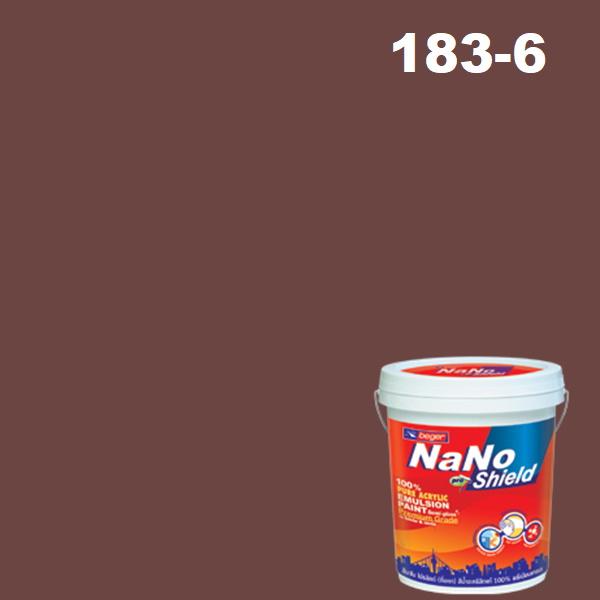 นาโนโปร ชิลด์สีน้ำอะครีลิก 183-6 (Redwood Valley)