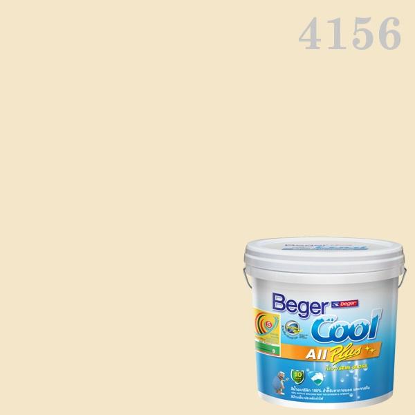 เบเยอร์คูล ออลพลัส กึ่งเงา สีน้ำอะครีลิกกึ่งเงา 4156 Nutshell