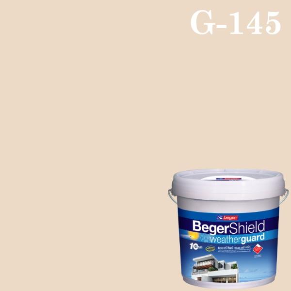 สีน้ำอะครีลิกกึ่งเงา G-145 เบเยอร์ชิลด์ Warm Sand