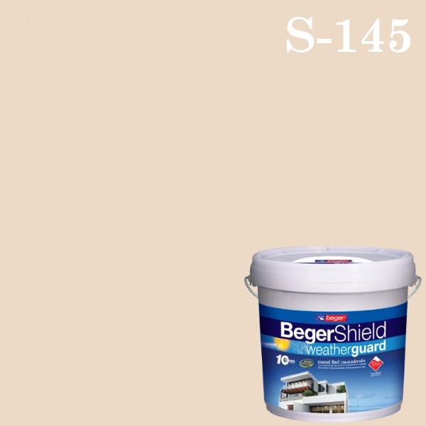 สีน้ำอะครีลิก S-145 เบเยอร์ชิลด์ กึ่งเงากึ่งด้าน Warm Sands