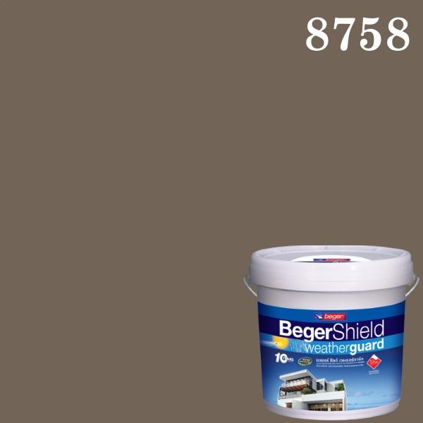 เบเยอร์ชิลด์สีน้ำอะครีลิก (SSR) S-8758 Evening Shade