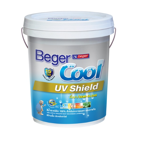 BEGER COOL UV SHIELD
