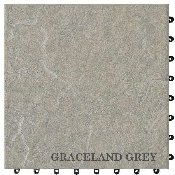 GRACELAND GREY 30x30 Cotto Quick
