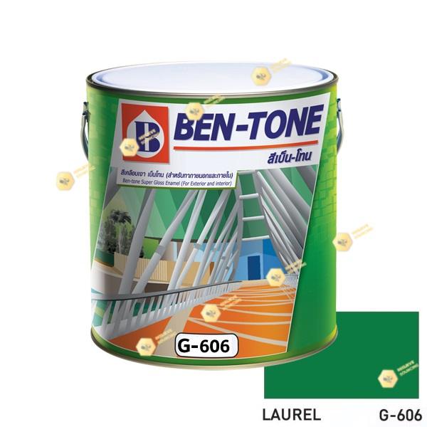 เบนโทน เบเยอร์ G-606 Laurel สีเคลือบเงา 1gl
