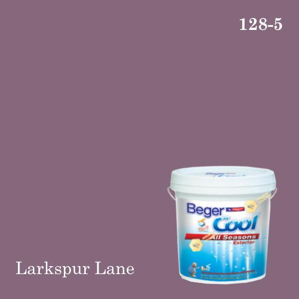 เบเยอร์คูล ออลซีซั่นส์สีน้ำอะครีลิก-ภายนอก 128-5 (Larkspur Lane)
