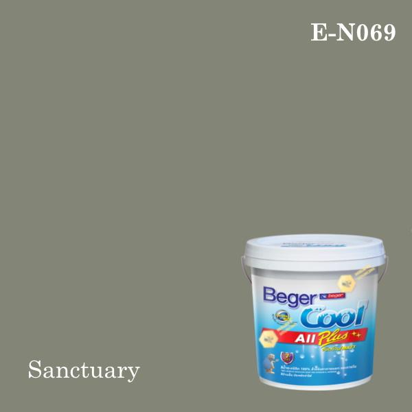 เบเยอร์คูล ออลพลัสสีน้ำอะครีลิก-ภายนอก (SCP) E-N069 (Sanctuary)