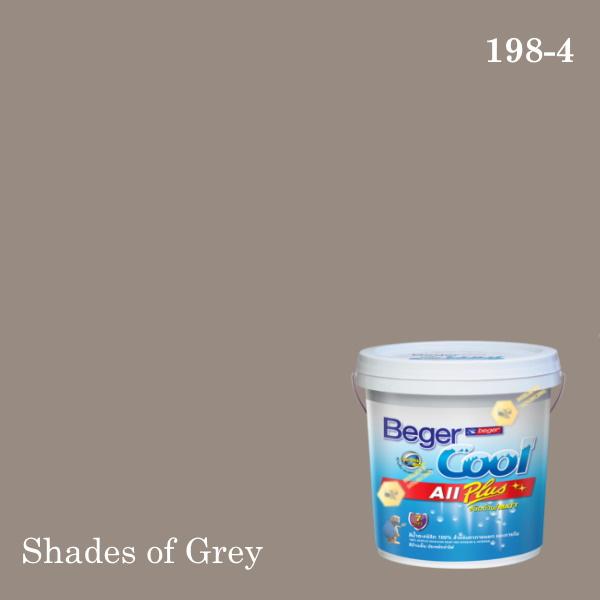เบเยอร์คูล ออลพลัสสีน้ำอะครีลิก-ภายนอก (SCP) E-198-4 (Shades of Grey)