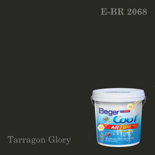 เบเยอร์คูล ออลพลัสสีน้ำอะครีลิก-ภายนอก E-BR 2068/MTN (Tarragon Glory)