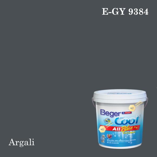 เบเยอร์คูล ออลพลัสสีน้ำอะครีลิก-ภายนอก E-GY 9384 (Argali)