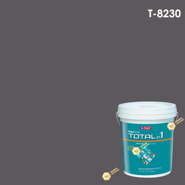 สีอะครีลิก โทเทิล อิน วัน T-8230 เบเยอร์ชิลด์ (Zuli)