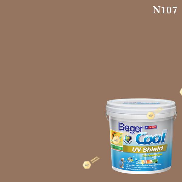 Beger Cool UV Shield (SCP) N107 Bison Beige