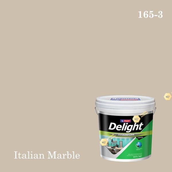 ดีไลท์สีน้ำอะครีลิก ภายใน I-165-3/UD (Italian Marble)