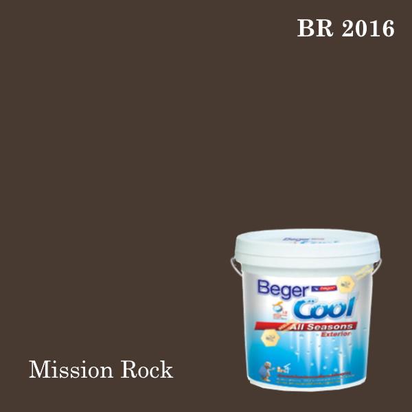 เบเยอร์คูล ออลซีซั่นส์ สีน้ำอะครีลิก-ภายนอก-BR 2016 (Mission Rock)
