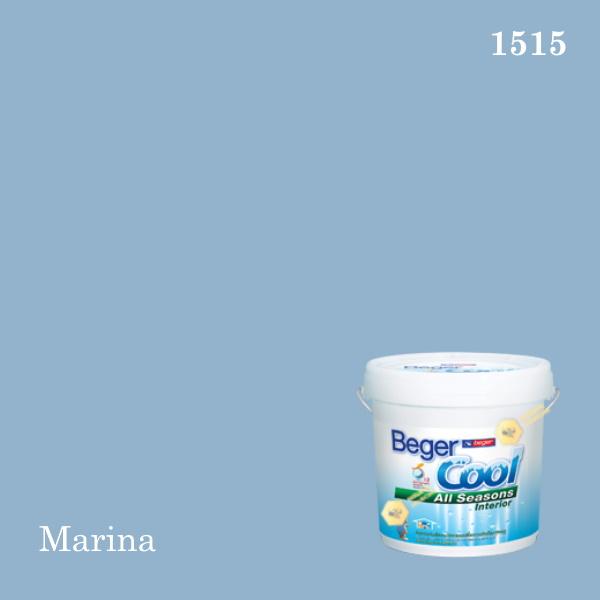 เบเยอร์คูล ออลซีซั่นส์สีน้ำอะครีลิก-ภายใน 1515 (Marina)