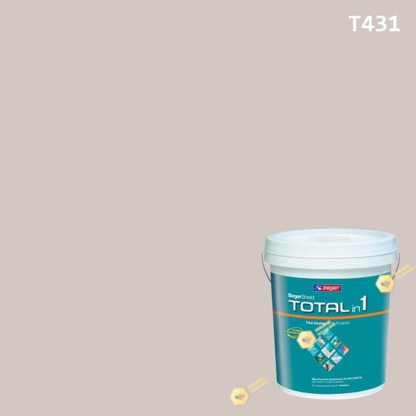 สีน้ำอะครีลิก โทเทิล อิน วัน T431 เบเยอร์ชิลด์ Bulshing Bride