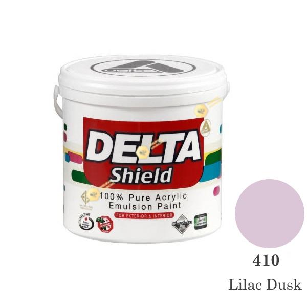 Delta Shield สีน้ำอะครีลิค 410 Lilac Dusk-1gl.
