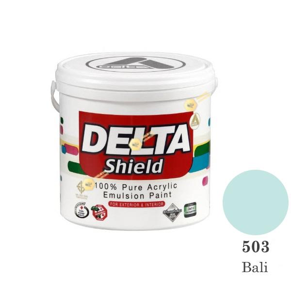 Delta Shield สีน้ำอะครีลิค 503 Bali-1gl.