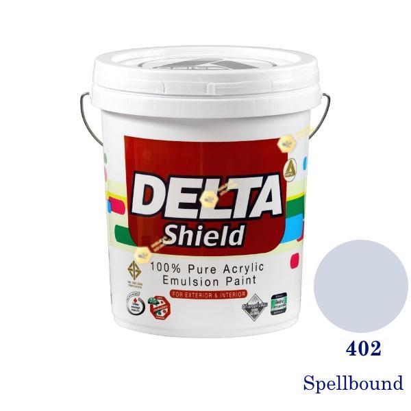 Delta Shield สีน้ำอะครีลิค 402 Spellbound-5gl.