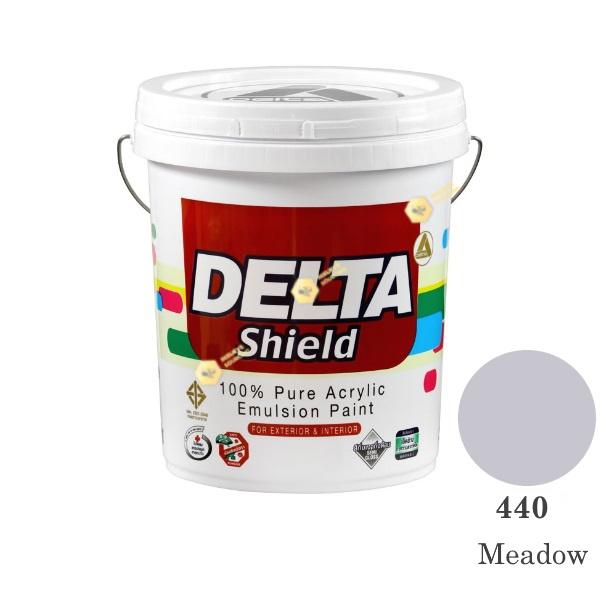 Delta Shield สีน้ำอะครีลิค 440 Meadow-5gl.