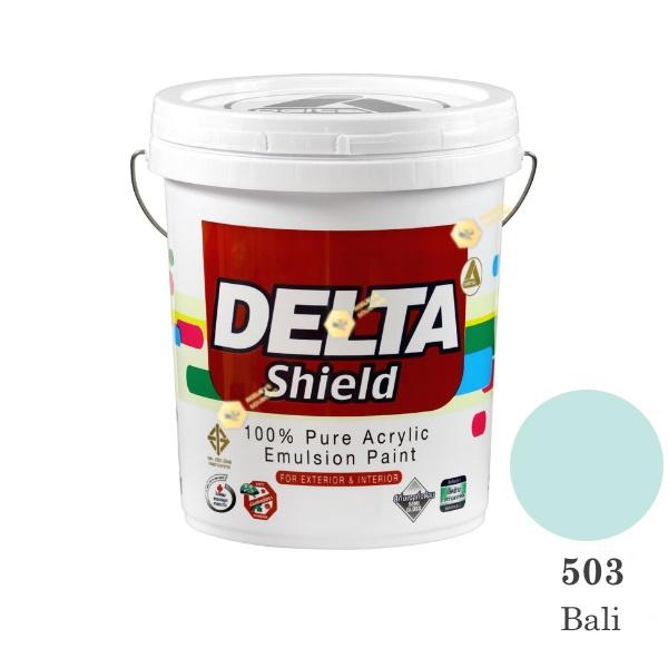 Delta Shield สีน้ำอะครีลิค 503 Bali-5gl.
