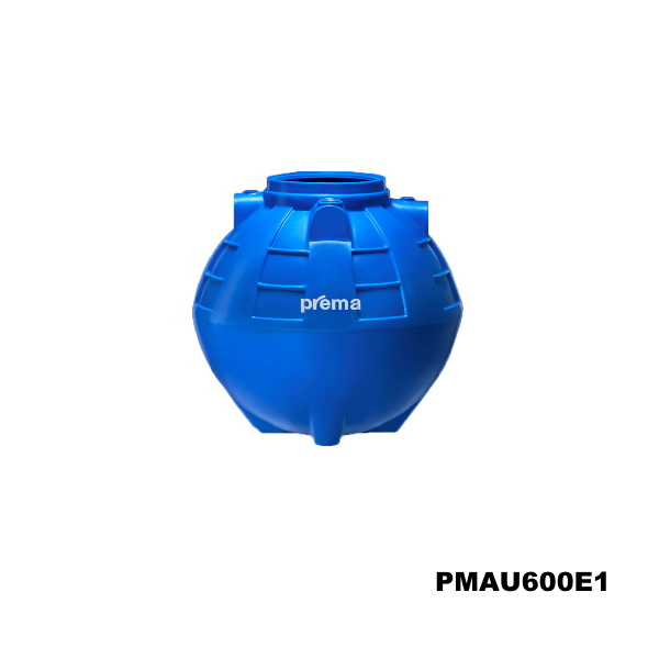 ถังเก็บน้ำใต้ดิน PREMA ขนาด 600 ลิตร